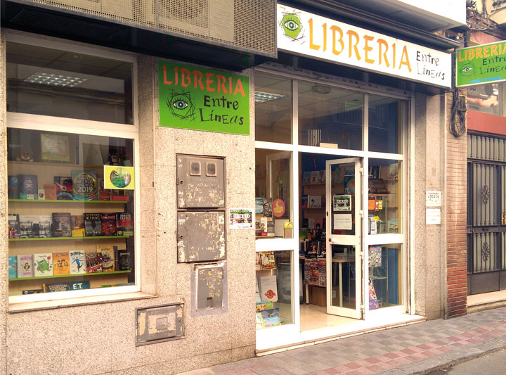 Librería Entre líneas