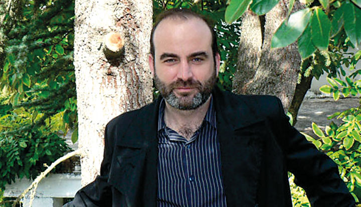 Ernesto Pérez Zúñiga. © José Luis Pereira