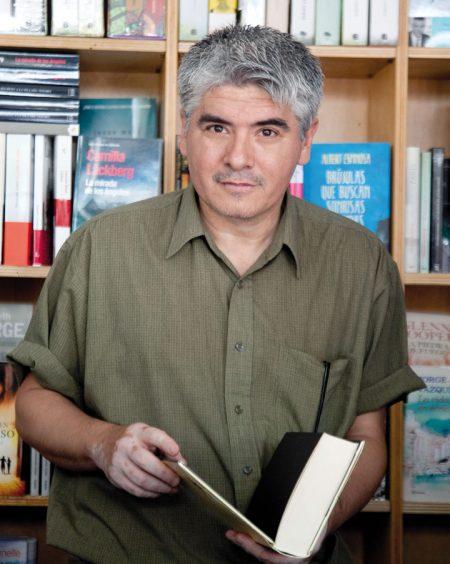 Juan Bonilla. © Luis Serrano