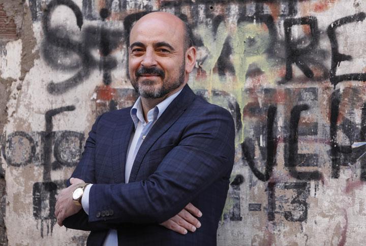 Juan Carlos Vázquez.
