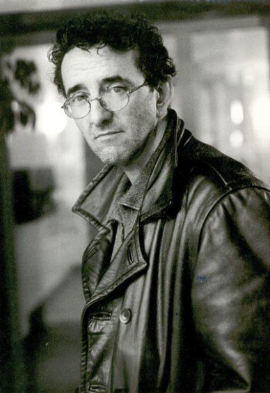 Roberto Bolaño. © Jerry Bauer