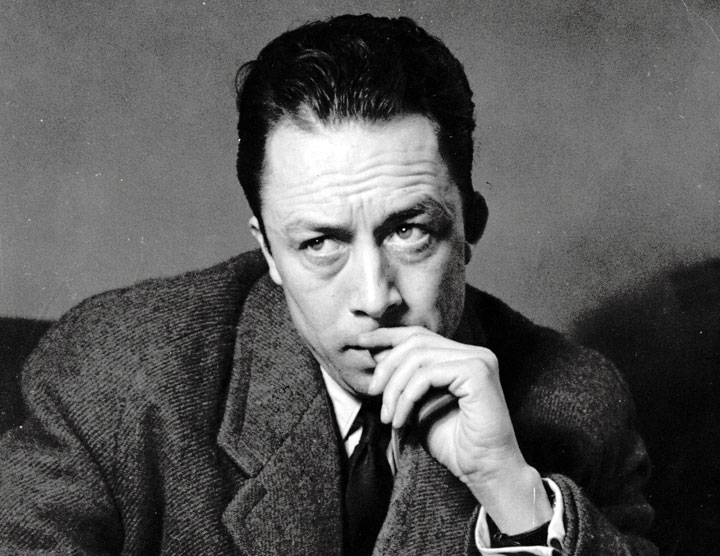 Albert Camus. © Kurt Hutton
