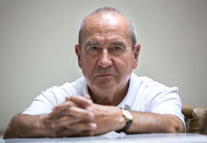 Alberto González Troyano. © Juan Carlos Muñoz
