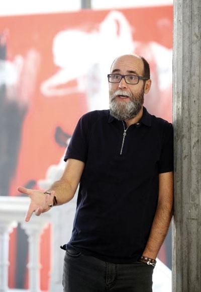 Javier García Rodríguez. © Álex Piña