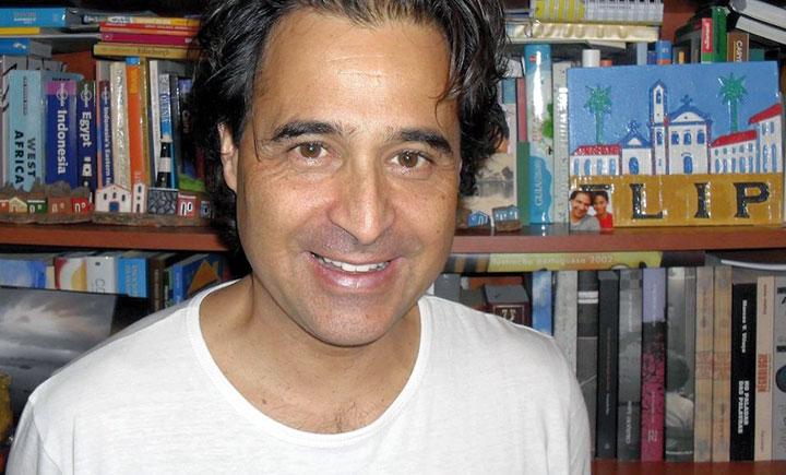 José Eduardo Agualusa. © Christian Ries