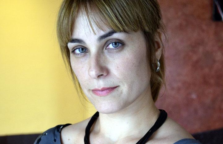 Sara Mesa. © Ricardo Martín